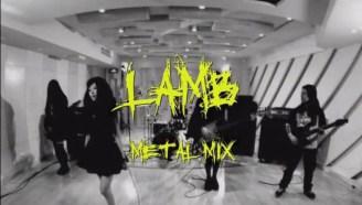 【SUTEIMA】Lamb -Metal Mix-【Band Cover】