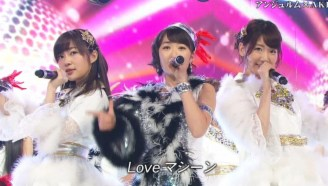 早安少女組 - LOVEマシーン (AKB48 covers)
