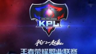 王者荣耀比赛精彩锦集 KPL职业联赛春季赛