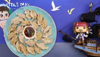青岛鲅鱼水饺!连海盗船长都抵挡不住的美味