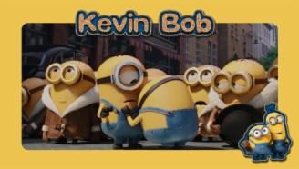 小黄人【Kevin/Bob】 CP向