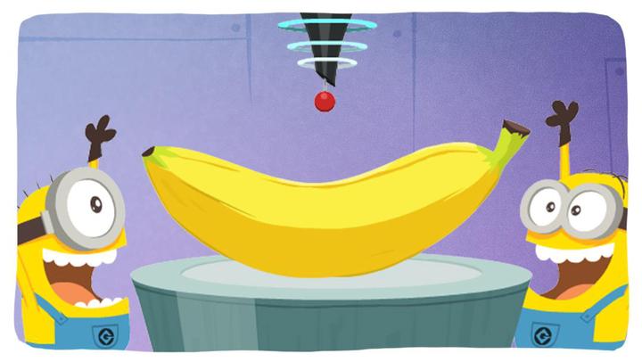 【咪咕獨家】小黃人&格魯日記第五集——香蕉的誘惑