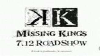 【K剧场版】「K MISSING KINGS」 特報