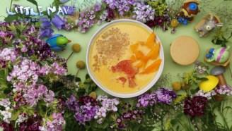 楊枝甘露,繁花中分享這甜蜜的一碗