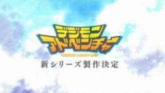 「数码宝贝」动画新系列制作决定影像【720p】
