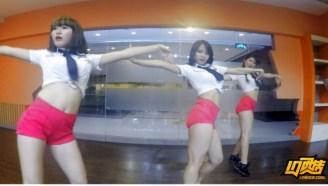【超级性感的JAZZ舞】三身材超棒的妹子 《Oh Boy》 三次元舞蹈 熊熊酱编舞