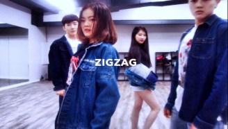 【ZigZag】KARD-《Dont Recall》练习室Family版|加拿大多伦多zigzag舞蹈工作室