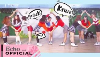 [Echo舞蹈团] TWICE - KNOCK KNOCK
