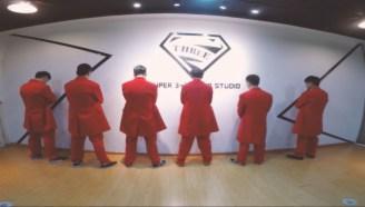 郴州超级三舞蹈工作室 poppin齐舞