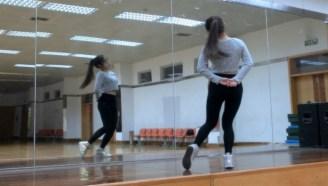 -今天开始我们-舞蹈教程1 慢动作 女朋友Gfriend 清纯可爱
