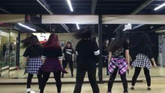 《bangbang》舞蹈模仿