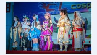 安陽市第三屆CL動漫cosplay盛典