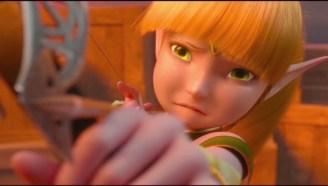 国产动画《精灵王座》制作特辑 精巧设计打造奇幻异世界