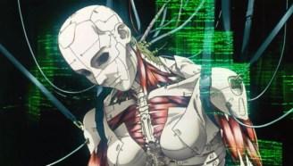 【问舰】日本科幻动画神作《攻壳机动队1995》与机器人融合是人类的未来?