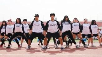 【现在运动会这么六?】Sopa艺术高中班级精彩舞蹈表演