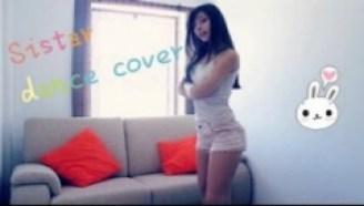 【SO COOL】外国少女在家里扭扭扭!扭扭扭!扭扭扭!