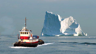 用船拉南极冰山,到热带喝,什么国家这么牛,不会融化吗