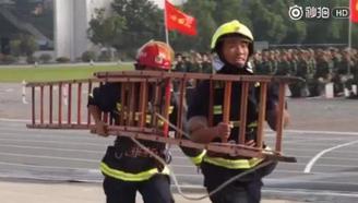当《勋章》遇到我们消防战士,燃!