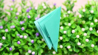 小爱的手作日记 折纸简单有趣的纸炮