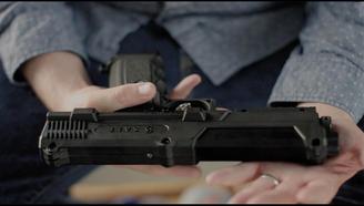 什么原因?让这真手枪,只用于保护自己,小孩都能用