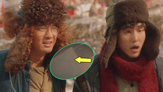 大咖都穿了《黄皮子坟》穿帮镜头,来比比谁的眼睛更雪亮吧!