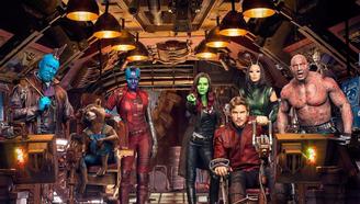 大咖影院 五分钟看完《银护2》一起欢欢乐乐拯救银河系
