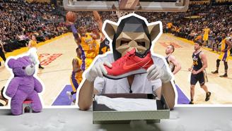 科比豪言30天恢复身材,难道就是为了能穿上这双最新战靴,重归NBA的赛场吗?