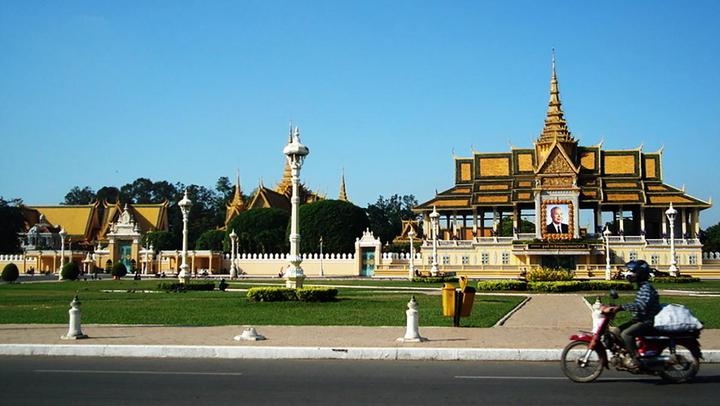 【海哥 Vlog】游逛柬埔寨