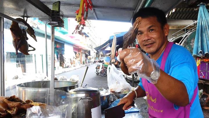 【大白 Vlog】走遍泰国尖竹汶,只为寻最美味美的美食街