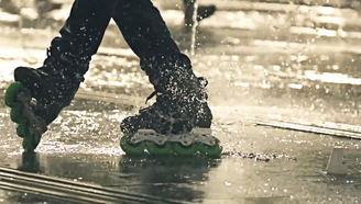 【轮滑】第十三届全国运动会群众比赛轮滑决赛宣传片