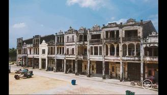 周润发电影《让子弹飞》中真实的鹅城—江门梅家大院