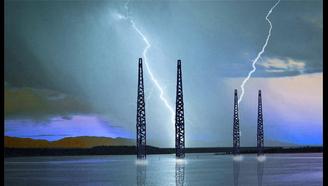 """中国超美成世界第一,建最大""""超级电池"""",整个湖泊拿来蓄电"""