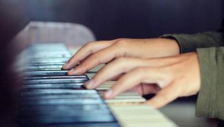 日常钢琴指法练习