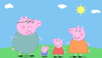 【欧美】小猪佩奇的暖心故事一部对孩子有启蒙意义却让大人忍俊不禁的动画