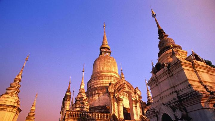 第一次试讲:你对泰国的初步认识的是什么?