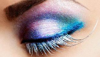 眼影的基础画法: 单眼皮 双眼皮 眼影的选择