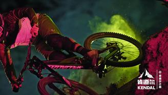 假如自行车会发光,2分钟后整个夜晚都亮了!