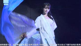 【SNH48】蒋芸 古风舞蹈《凉凉》生日特别表演