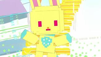 你再bunny bunny,我也不会当偶像的