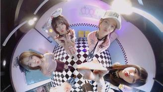 ETM甜蜜发射,带你探秘《圈圈歌》MV拍摄现场