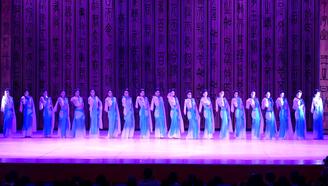 1080p 孔子节选《采薇》古典舞 无水印