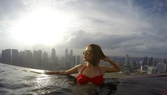MISS WAIWAI 新加坡之旅