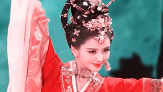 《思美人兮》佟丽娅古典舞蹈合集 橘子色(翻唱版)