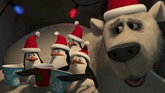 马达加斯加之企鹅帮圣诞恶搞历险记~今夜让我来陪你过圣诞~
