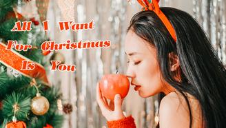 舞姿撩到炸,性感欧尼陪你过圣诞!