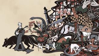 百鬼夜行为什么不是起源于日本