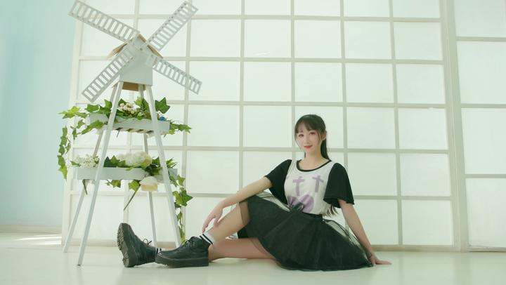 【小白】月夜(?ˇ?ˇ?)少女的纯白领域