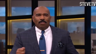 Hey Steve:等你兒子長大了 你女兒就不是你兒子的對手了!史蒂夫哈維脫口秀