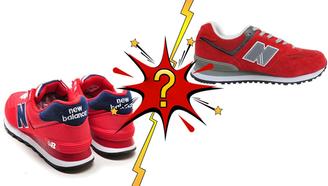 哪个是真的New Balance鞋子,三分钟教你辨别真假NB鞋,从此不再被山寨困扰