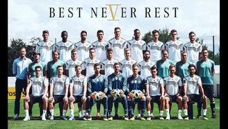 【世界杯】德国男子天团,意志战车,永不独行!
